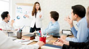 gestão de vendas em uma empresa de TI